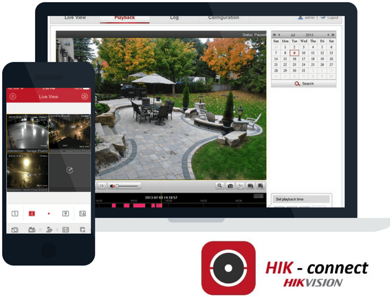 Hikvision HIK-Connect App
