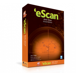 eScan Anti-Virus 1 PC 1 Jaar