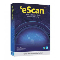 eScan Total Security Suit 1...